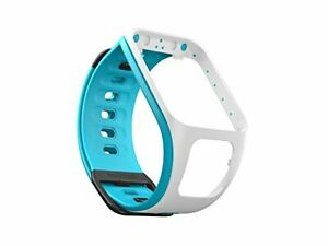 TomTom 9URE.001.11 Fitness Tracker Accessory for Spark Watches White / Scuba ...