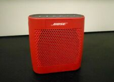 Bose SoundLink Color Bluetooth Speaker - Red great condition