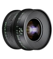 Rokinon XEEN CF Carbon Fiber 8K 24mm T1.5 Pro Cine Lens for Canon EF