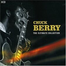 CHUCK BERRY THE ULTIMATE COLLECTION 3 CD SET (Very Best Of/Greatest Hits)
