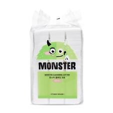 [Etude House] Monster Cleaning Cotton 408pcs