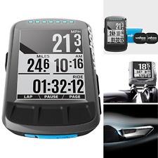 Wahoo Fitness ELEMNT BOLT - GPS Fahrrad-Computer - Bundle