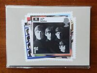 The Beatles Royal Mail Stamps 2007 Postcard Presentation Pack