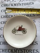 THE HARKER POTTERIES CO. MADE USA   OLDSMOBILE RUNABOUT 1903 PLATE 4 1/2""