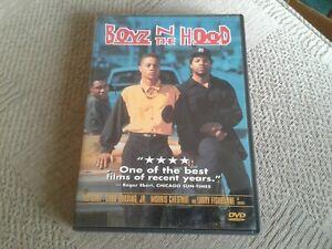 Boys n the hood dvd region1 dvd. Freepost in very good condition *