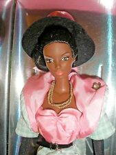 MiKelman Candi Premier African American Doll with Beautiful Fashion
