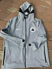 Nike NBA Boston Celtics Showtime Hoodie Jacket Full Zip # 940862-032 Sz 2xl NWT
