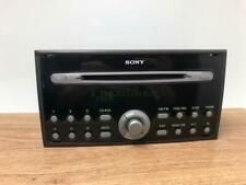 Ford Sony CD MP3 RDS FM Stereo Player . Fiesta/Focus/C-Max