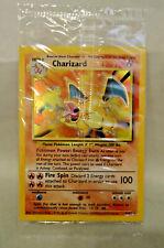 1999 POKEMON CHARIZARD HOLOGRAPHIC BASE SET UNLIMITED EDITION CARD - ERROR?