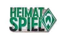 """SV Werder Bremen Pin Anstecker """"Heimatspiel"""""""
