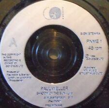 """PAUL WELLER - Shadow Of The Sun ~ 7"""" Single"""