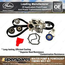Gates Water Pump & PowerGrip Timing Belt Kit for Audi A4 8EC 8ED 2.0L 162KW