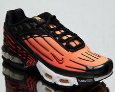 "Nike Air Max Plus III GS ""Tiger"" Older Kids' Black Pimento Lifestyle Sneakers"