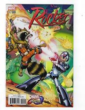Rocket #4 Marvel VS. Capcom Variant!!