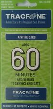 TracFone 60 Minutes / 90 Days AIRTIME CARD.          (Sent ASAP Electronically)