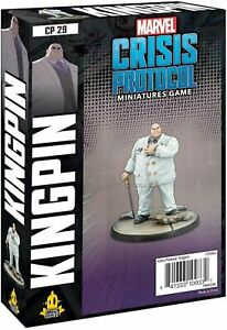 Marvel Crisis Protocol: Kingpin Figurine Board Game by Atomic Mass Games