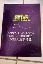 Saint Seiya Metal Plate Pour Myth Cloth - Asgard Duhbe Siegfried