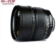 Mitakon Zhongyi Speedmaster 85mm f/1.2 Lens for Nikon F d800 d800e d3s d810 D027