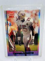 1996 Topps Stadium Club Terrell Owens #342 Rookie HOF RARE SP SF 49ers MINT