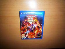 Ultimate Marvel vs Capcom 3 PS Vita (UE édition anglaise) Région Libre
