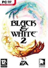 Black and White 2 PC NEW And Sealed FULL UK Version Black & White 2 PC