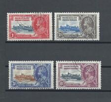 BECHUANALAND 1935 SG 111/4 USED Cat £38