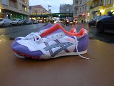 ASICS Spikes Sneakers Sportschuhe Sprinter UK 12,5 90s True VINTAGE 90s NEON