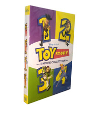 Toy Story 1-4 (Dvd 6 Disc Set, 2019 - 4 Movie Collection) New & Sealed region 1
