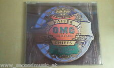 MAXI CD--KAISER CHIEFS--OH MY GOD--PROMO COPY--1 TRACK