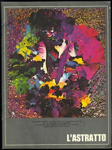 L'ASTRATTO Abstract Arte Photo fotografia 70 Prospettiva Trasformazione Colore