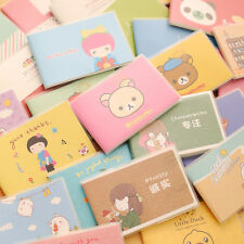 New Mini Cute Journal Diary Notebook Paper Vintage Retro Notepad Book