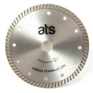 ATS 150mm 160mm Diamond blade Festool TS55 Makita Dewalt Bosch Track Plunge Saw