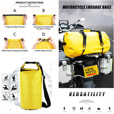 2L PVC Motorcycle Shoulder Bag Outdoor Diving Swimming Dry Waterproof Sack Bag