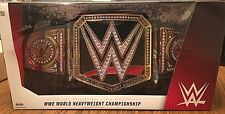 WWE World Championship Adult Commemorative Title Belt New In Box