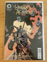 The Umbrella Academy #1 Hotel Oblivion SDCC Exclusive Comic Mike Mignola Variant