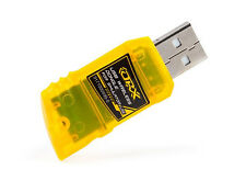 Orange RX FrSky USB Dongle 6Ch Receiver for Flight Simulator Suits DRL Freerider