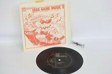 SEGA GAME MUSIC II Flexi Disc Sonosheet Phonograph Record Beep /2976 Japan