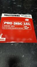 Mastermix Pro Disc 151 CD