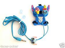 Kopfhörer Headset Lilo und Stich Kabelhalter Kabelbinder Kopfhörerhalter Kabel