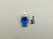 LEGO Batman *ORIGINAL* MR FREEZE Minifig Minifigure 7783 Lot Z152