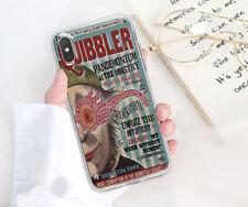 Quibbler Magazine Luna Phone Case iPhone 11 Pro X Xr Xs Max 8 7 6s Plus SE 2020