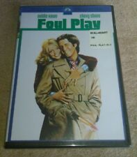 Foul Play DVD Widescreen Goldie Hawn Chevy Chase New Sealed Dudley Moore
