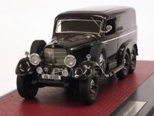Mercedes G4 Kastenwagen W31 1939 Black 1:43 MATRIX MX41302-082