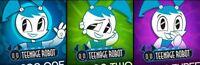 My Life As A Teenage Robot Complete Series Seasons 1-3 DVD Set BRAND NEW