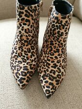 Ladies Ankle Boots Size 6 EEE Fitting