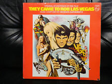 Georges GARVARENTZ – they came to Rob Las Vegas-PHILIPS-sbl.7898 - LP 12""