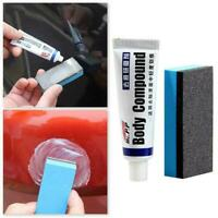 Car Remover Scratch Repair Paint Body Compound Paste Touch Up Clear Remover Kit