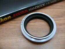 Nikon BR2 Macro adapter ring.