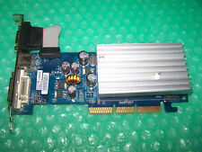 PNY Nvidia GeForce 6200 512MB AGP Silent Graphics Card, Win 7/8 compatible