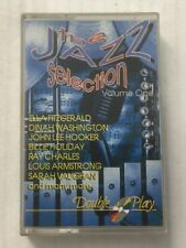 "Various Artists ""The Jazz Selection: Volume One"" Tape Cassette Never Been Played"